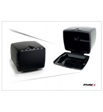 PUIG Top box MEGA BOX 2328N Crni 100l, with lock