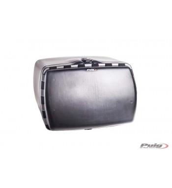 PUIG Top box MAXI BOX 1126N Crni 90l, with handle